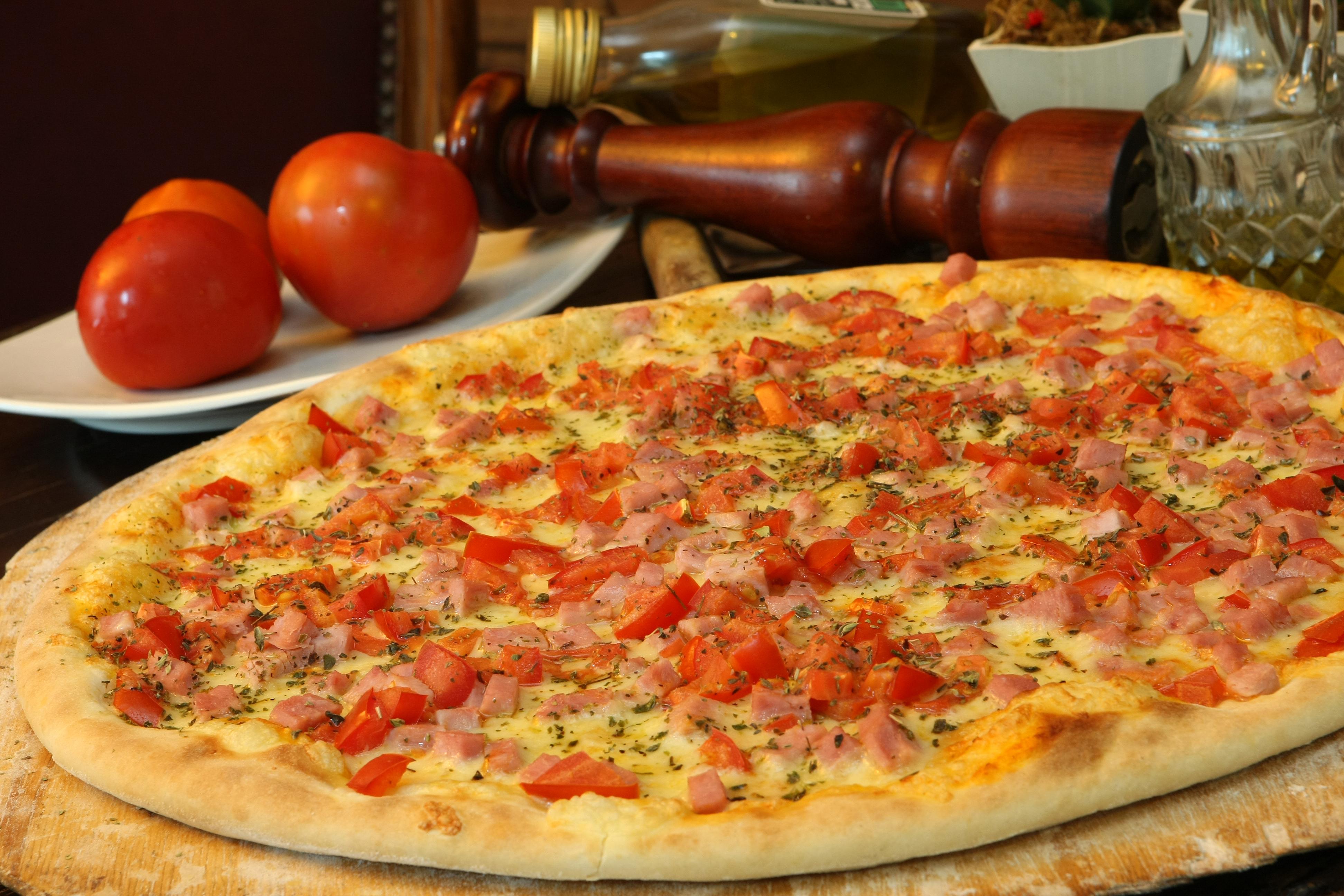 Как делать пиццу в домашних условиях рецепты