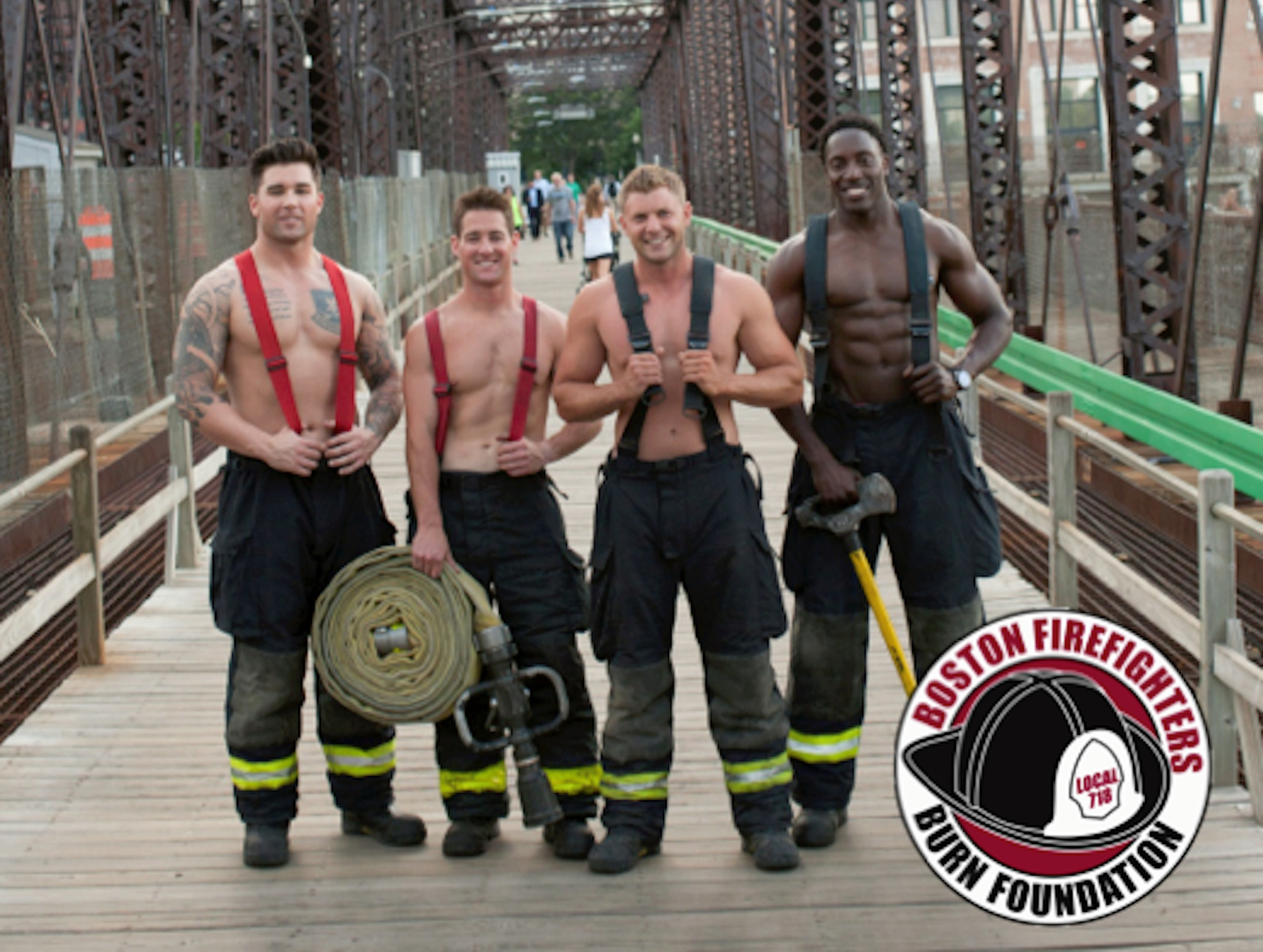 Quot Turn Up The Heat Quot With The Boston Fire Department Bang