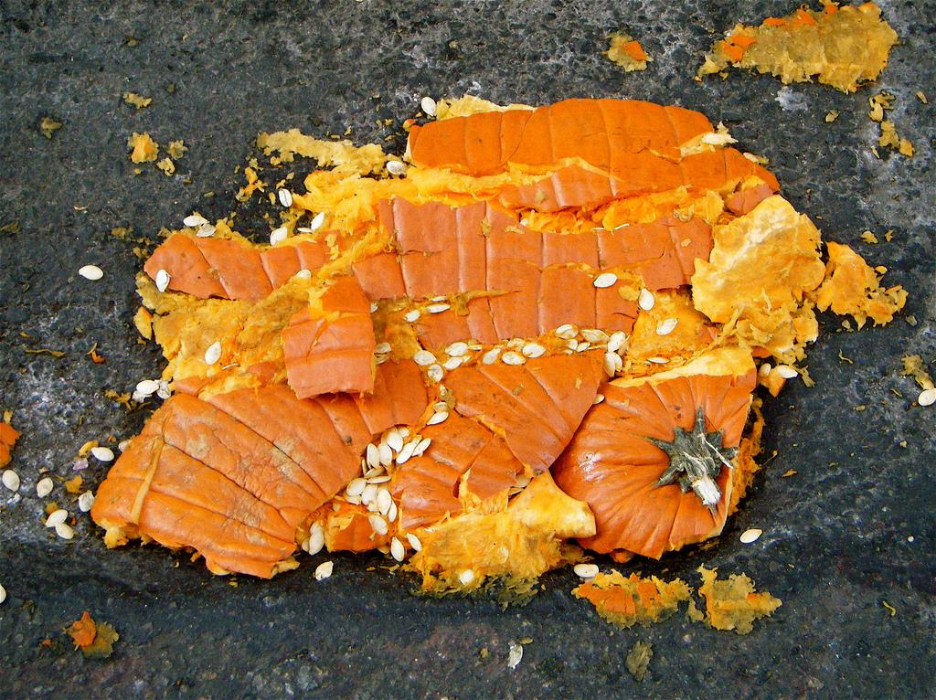 Parties Turn Violent During Pumpkin Festival | BANG
