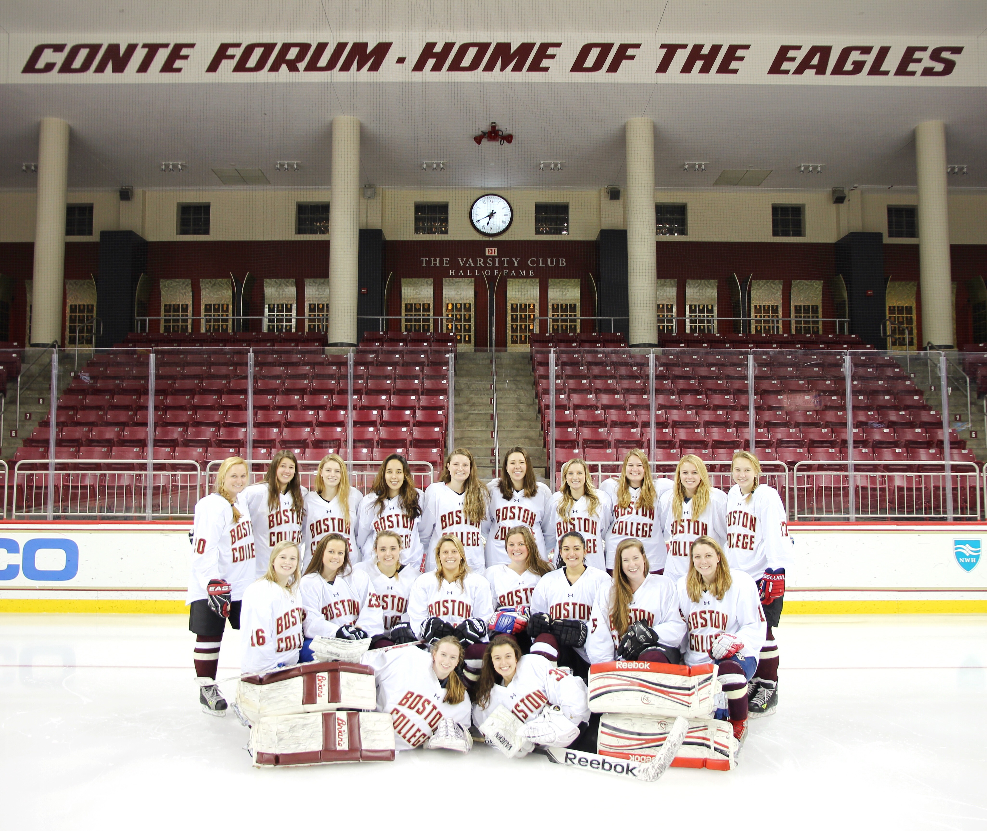 Women's Club Hockey: From Startup Toanization Of The Year