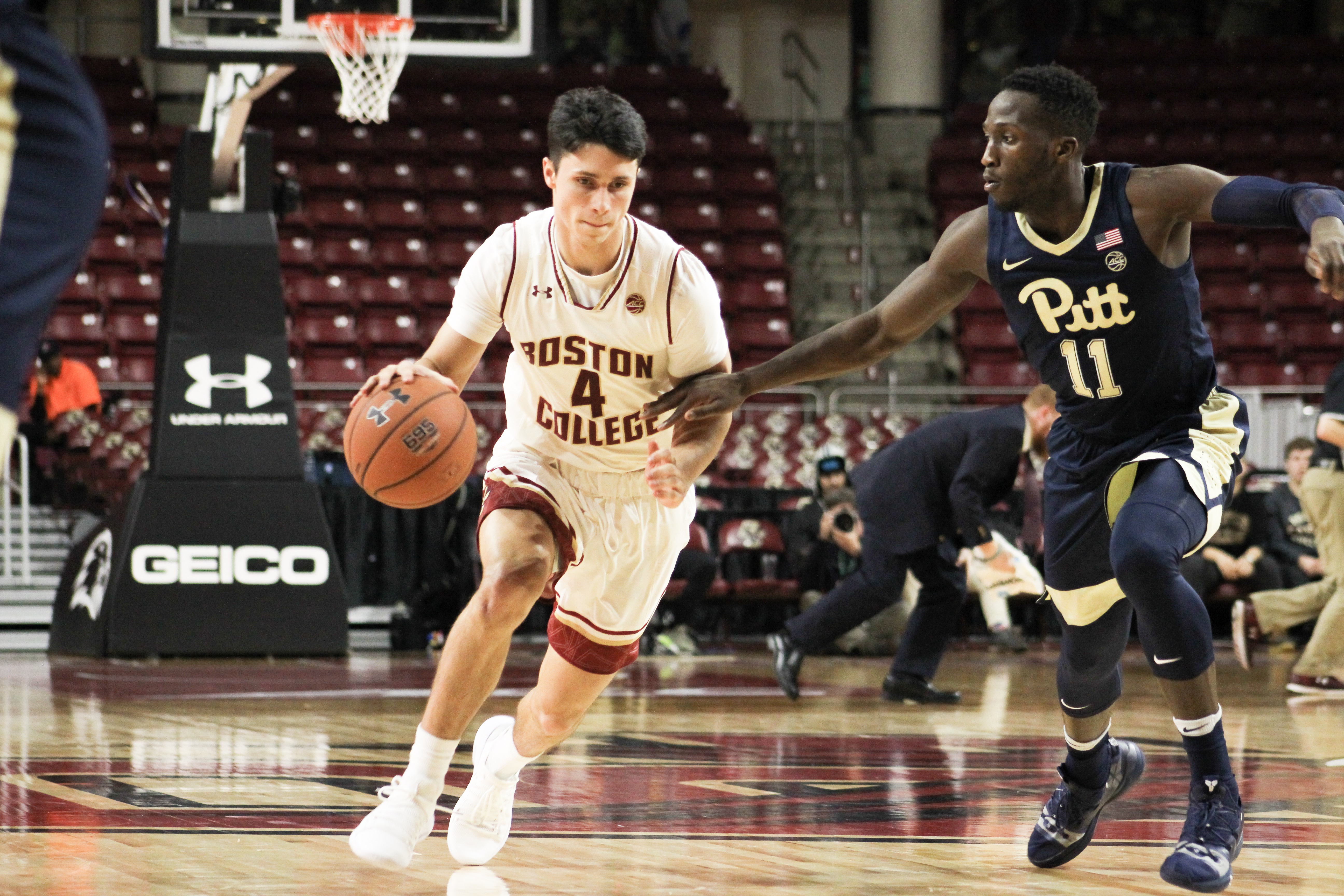 660ef3ba806 BC Basketball Picks Up Much-Needed Win Against Pittsburgh